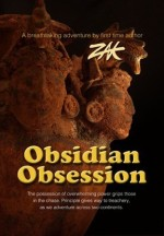 Obsidian Obsession Book Cover