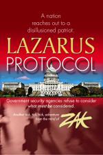 Lazarus Protocol Cover