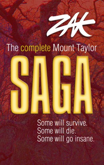 The Complete Mount Taylor SAGA
